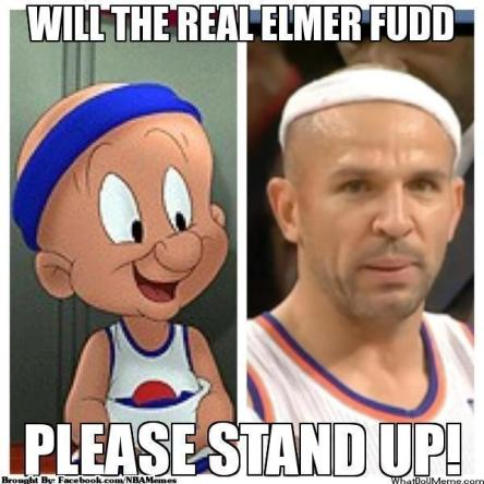 If ELMER FUDD was Real